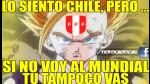 Perú vs Chile: memes calientan el partido por Eliminatorias - Noticias de raul vargas
