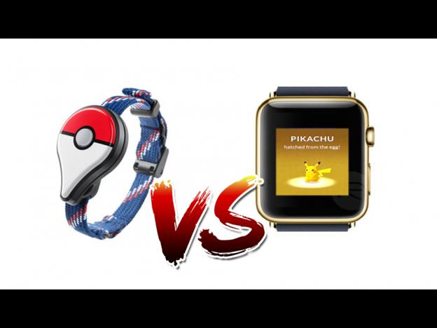 Pokémon GO Plus vs Apple Watch: PROS y CONTRAS de cada dispositivo