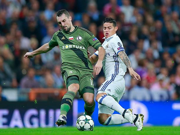 Legia vs Real Madrid — Previa Champions