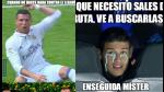 Real Madrid vs Leganés: memes atacan a Cristiano Ronaldo y James Rodríguez - Noticias de
