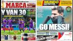 Real Madrid y Champions League destacan en las portadas deportivas internacionales - Noticias de celtic fc