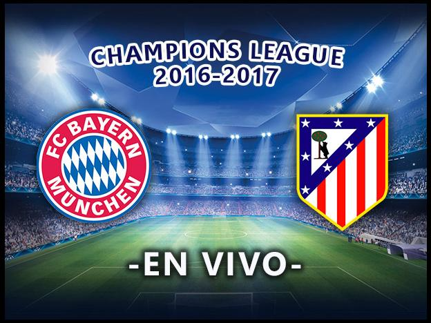 Bayern Munich vs Atlético Madrid: partidazo por la Champions League