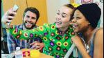 Miley Cyrus y Liam Hemsworth reparten cariño en hospital de niños - Noticias de liam hemsworth