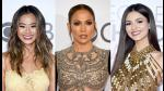 People's Choice Awards 2017: estas famosas embellecieron la alfombra roja - Noticias de andrea barber