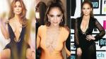 Jennifer Lopez y 25 escotes de infarto en Instagram que te dejarán sin aliento - Noticias de people choice awards