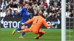 Leicester City vs West Ham: resultado, resumen y goles del partido por la Premier League - Noticias de west ham united fc