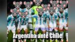 Argentina vs Chile: los divertidos memes del partido por las Eliminatorias Rusia 2018 - Noticias de angel urpeque
