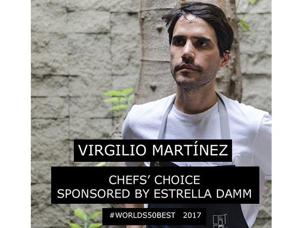 Virgilio Martínez sigue ganado reconocimiento. (Foto: Foto: The World's 50 Best Restaurants/Facebook)