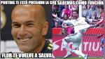 Real Madrid vs Sporting de Gijón: duros memes por sufrida victoria merengue - Noticias de