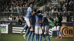 Con Callens: New York City venció 2-0 a Philadelphia Union por la MLS - Noticias de david villa