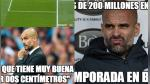 Arsenal vs Manchester City: crueles memes se burlan de Pep Guardiola - Noticias de