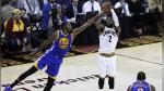 "Cavaliers ""arrollaron"" 137-136 a Warriors por el cuarto juego de la NBA Finals - Noticias de angeles lakers"