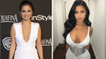 Selena Gomez: su doble hot muestra absolutamente todo en Instagram con este escote - Noticias de walker texas ranger