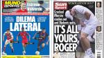 Fichajes del Barcelona, Mbappé y Andy Murray en portadas internacionales - Noticias de andy murray