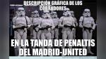 Real Madrid vs Manchester United: los memes que dejó este partido - Noticias de angel urpeque