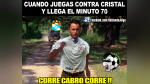 "Los divertidos memes ""calientan"" el Sporting Cristal vs Universitario - Noticias de juan joe ore"