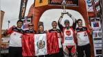 Alexis Hernández sube al podio en el Mundial de Rally Cross Country - Noticias de rally dakar 2014