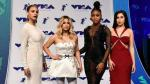 Fifth Harmony gana este premio en los MTV Video Music Awards sin Camila Cabello - Noticias de mtv music awards
