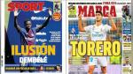 Real Madrid con Asensio y Dembélé en Barcelona en portadas internacionales - Noticias de paris saint germain