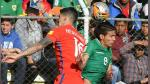 Lo que no se vio del Bolivia vs Chile en La Paz por Eliminatorias Rusia 2018 - Noticias de chile jorge