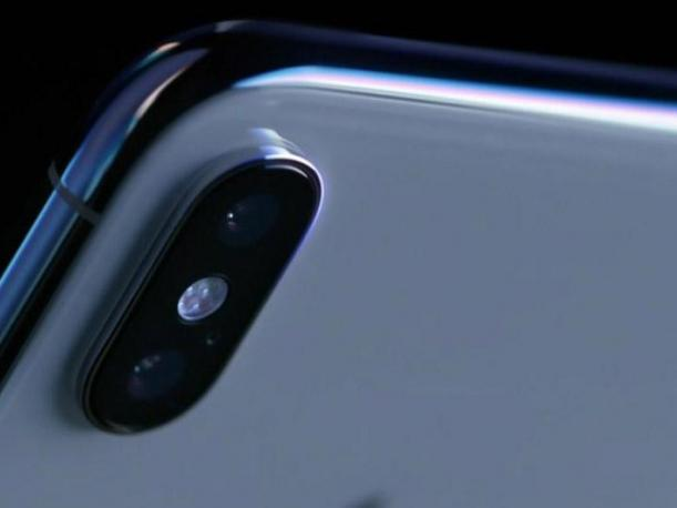Contará con doble cámara vertical, para diferenciarlo del iPhone 8 Plus. (Foto: Captura)