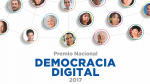 Premio Nacional Democracia Digital 2017 reconocerá iniciativas tecnológicas - Noticias de marketing en redes sociales