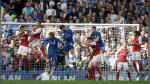 Chelsea y Arsenal empataron 0-0 por la fecha 5 de la Premier League - Noticias de francis french