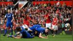 Manchester United goleó 4-0 al Everton en la Premier League - Noticias de manchester united