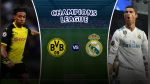 Borussia Dortmund vs Real Madrid EN VIVO y EN DIRECTO por la Champions League - Noticias de champions league