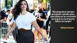 6 frases de Ashley Graham que te alentarán a quererte como eres - Noticias de ashley graham