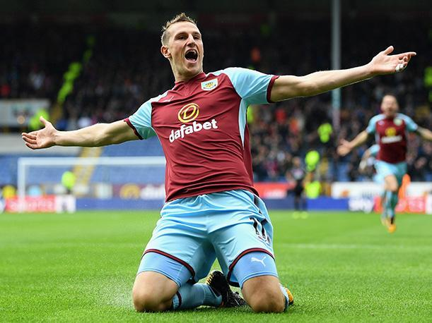 Chris Wood actualmente juega en el Burnley de la Premier League. (Foto: Getty Images)