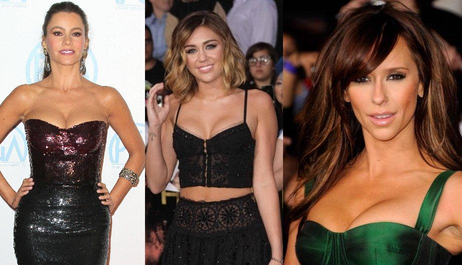 El push up el accesorio imprescindible de las famosas. (Foto: Web)