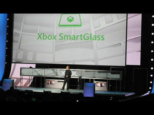 [E3 2012] Microsoft presenta Smart Glass