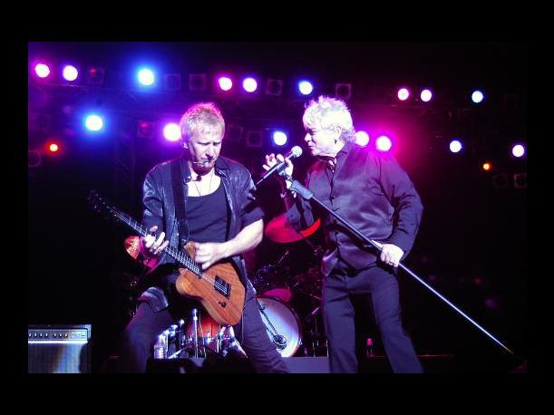 Air Supply pospone show por motivos de salud