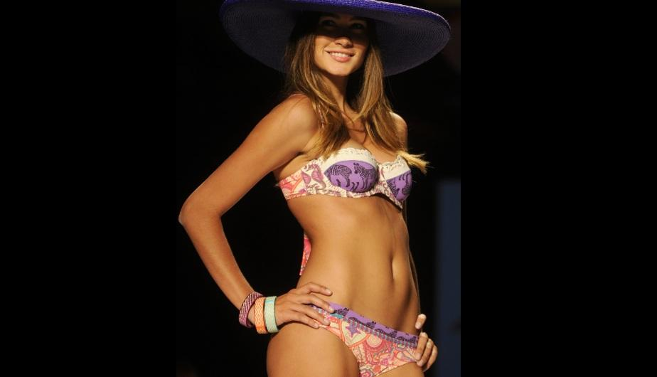 Showcase Knows Best presenta impactante pasarela en Colombiamoda 2012 (EFE)