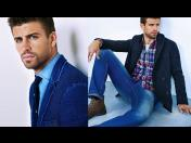 El ansiado regreso de Gerard Pique para H.E. by Mango (FOTOS)