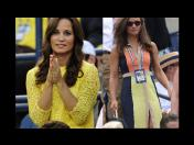 Pippa Middleton, la invitada más elegante del US Open (FOTOS)