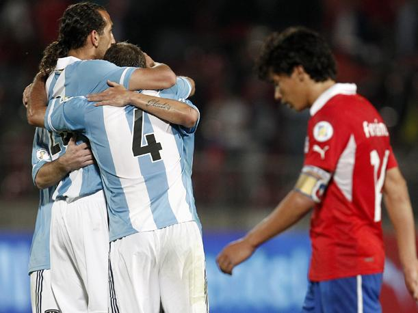 Chile vs. Argentina Goles del partido en Santiago (VIDEO)