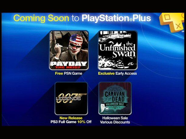 Payday The Heist llega gratis al Playstation Plus