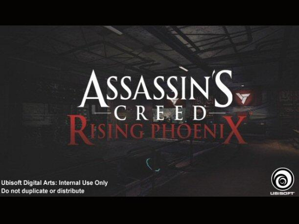 Assassin's Creed Rising Phoenix una nueva filtración en la red