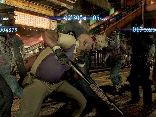 Resident Evil 6 x Left 4 Dead 2 en nuevo video (VIDEO)