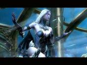 Injustice: Gods Among Us presenta a Killer Frost y Ares (VIDEO)