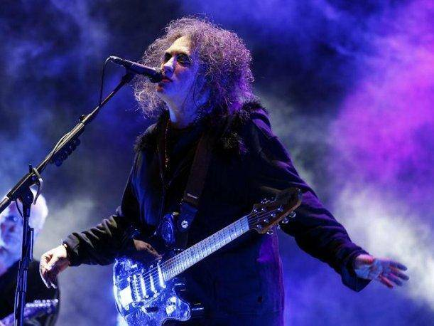 The Cure en Lima Fanclub chileno confirma llegada al Perú esta medianoche