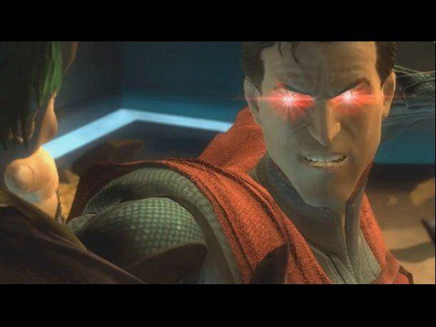Injustice Gods Among Us Una completa revisión al videojuego (VIDEO)