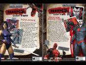 Mega personajes ingresan al staff de Deadpool: The Videogame