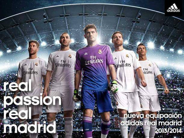 Real Madrid Esta es su nueva camiseta (VIDEO)