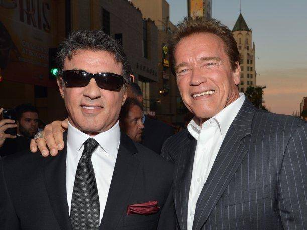 Arnold Schwarzenegger y Sylvester Stallone regresan juntos en Plan de Escape (VIDEO)