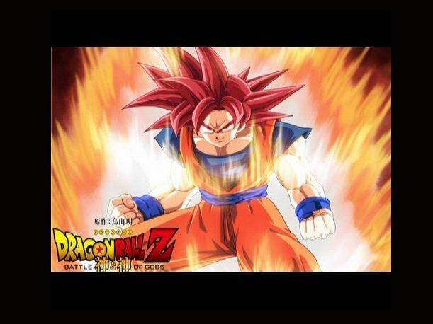 Gokú Super Sayayin Dios estará presente en Dragon Ball Z Battle of Z