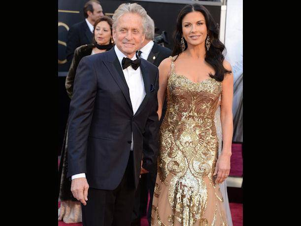 Catherine Zeta-Jones y Michael Douglas estarían divorciándose, asegura revista
