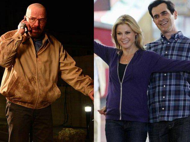 Emmy Awards 2013 Breaking Bad y Modern Family parten como favoritas